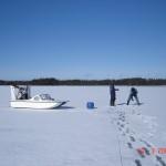 Vinterfiske - Talvikalasus